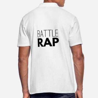 Bataille BATAILLE RAP - Polo Homme