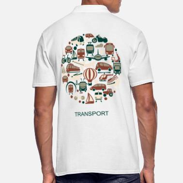 Transport transport - Polo Homme