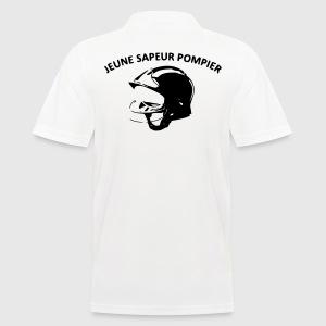 Jeune sapeur pompier de mizool spreadshirt polo homme altavistaventures Image collections