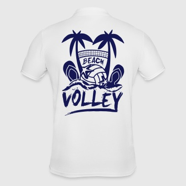 BEACH VOLLEY - Polo Homme