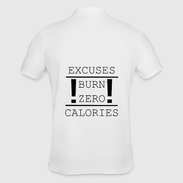 No Excuses No Excuses! - Men's Polo Shirt