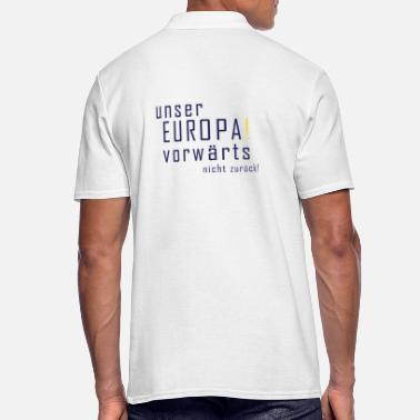 Europe Notre Europe! - Polo Homme