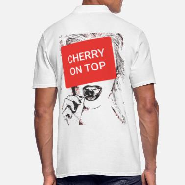Rockabilly cherry on top Mode sexy Pin Up Girl 2reborn - Polo Homme