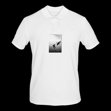 skydive - Men's Polo Shirt