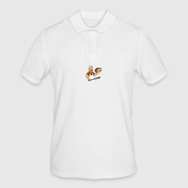 kebab man - Men's Polo Shirt