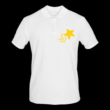Madam shooting star - Men's Polo Shirt