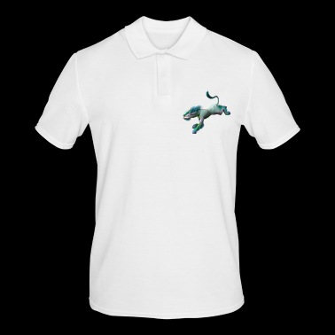 Mysterious animal - Men's Polo Shirt