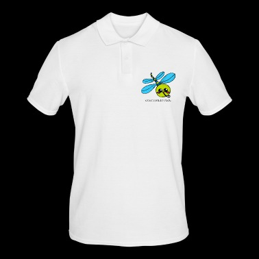 Lully the dragonfly - Men's Polo Shirt