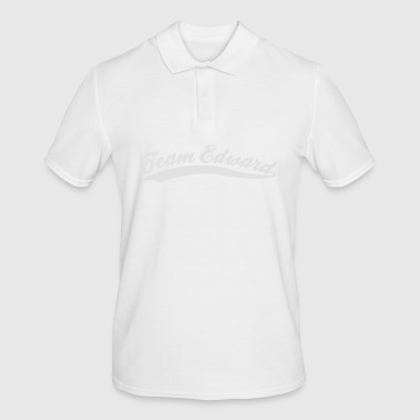Team Edward! Team Vampire! - Men's Polo Shirt