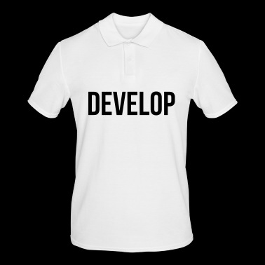 Develop - Men's Polo Shirt