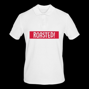 ROASTED - PWNED - Men's Polo Shirt