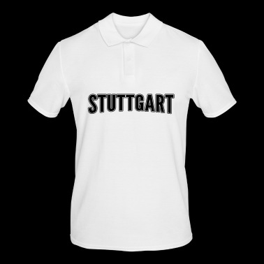 Stuttgart - Men's Polo Shirt