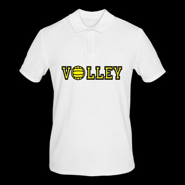 2541614 15552612 volley - Men's Polo Shirt