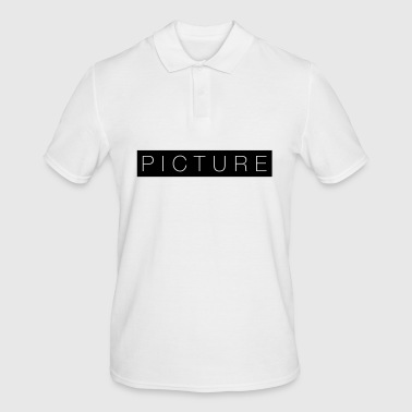 picture - Men's Polo Shirt