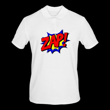 Zap Comic - Polo Homme