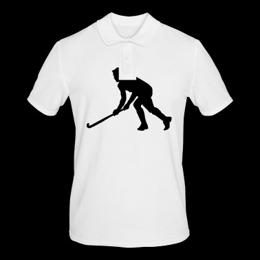 Hockey sur gazon Hockey Silhouette - Polo Homme