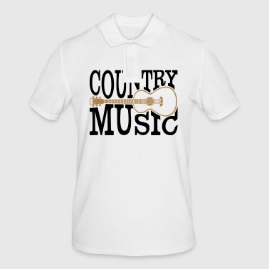 musique country - Polo Homme