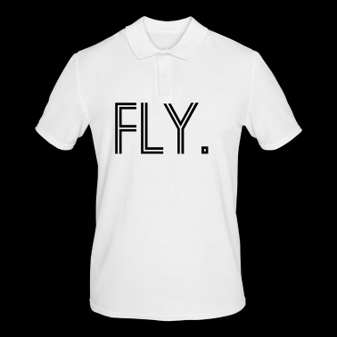 Fly. - Men's Polo Shirt
