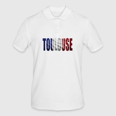 FRANCE TOULOUSE - Men's Polo Shirt