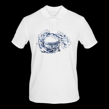 water - Men's Polo Shirt