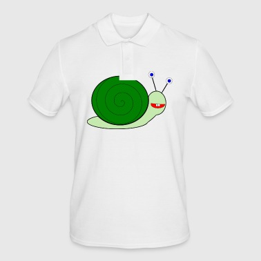 snail - Men's Polo Shirt
