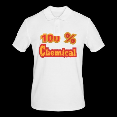 100% chemical - Men's Polo Shirt