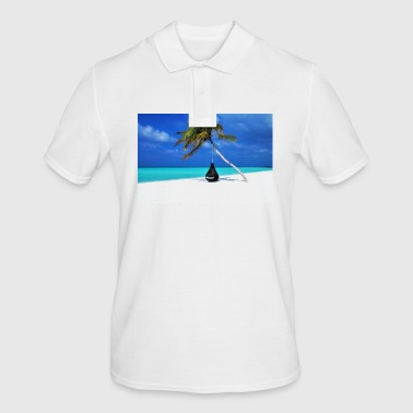 maldives hammock - Men's Polo Shirt