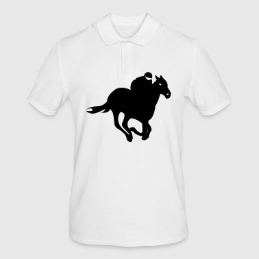 Jockey - Horse Racing - Men's Polo Shirt