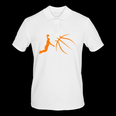 Gift Basketball Player Basketballer Basketball - Men's Polo Shirt