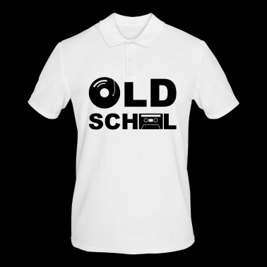Old School - Mannen poloshirt