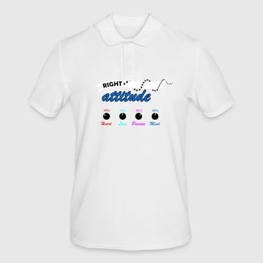 Attitude - Men's Polo Shirt