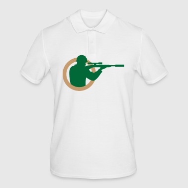 A Sniper - Men's Polo Shirt