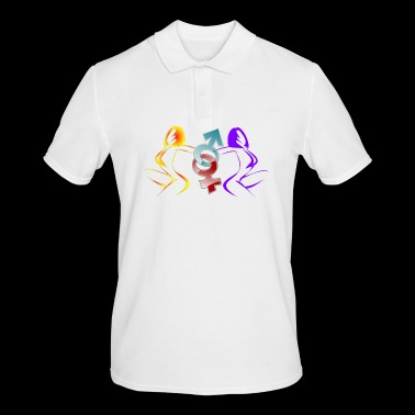 FEMALE - Men's Polo Shirt