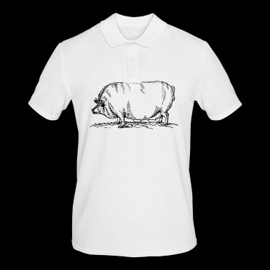 sow - Men's Polo Shirt