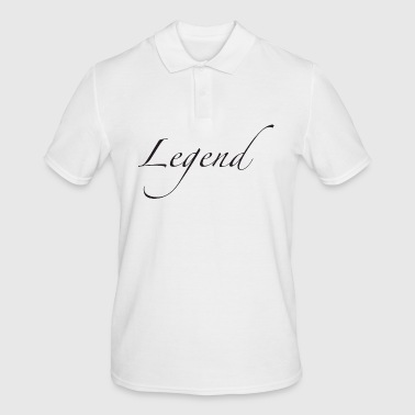 Legend - Men's Polo Shirt