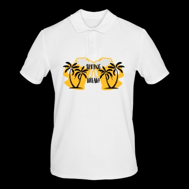 Spring break - Men's Polo Shirt