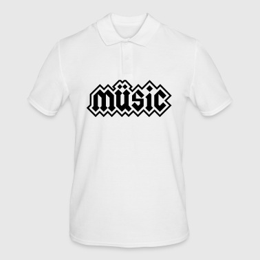 Musique Heavy Metal - Polo Homme