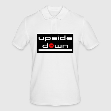 upside Down - Men's Polo Shirt