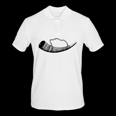 horn - Men's Polo Shirt