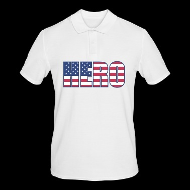 Hero - Men's Polo Shirt