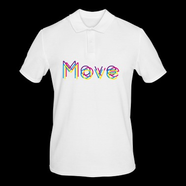 move - Men's Polo Shirt