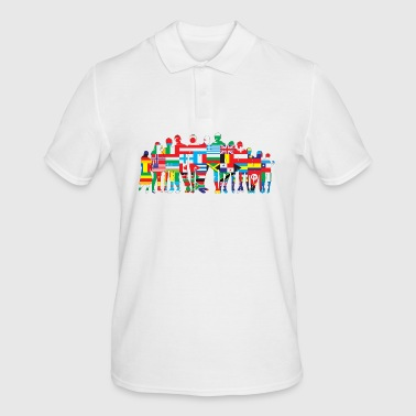 Nations - Men's Polo Shirt