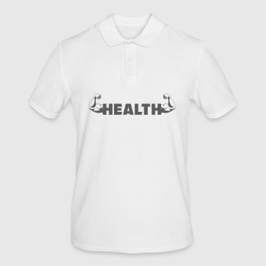 Health - Men's Polo Shirt