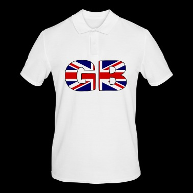 Great Britain Flag - Men's Polo Shirt
