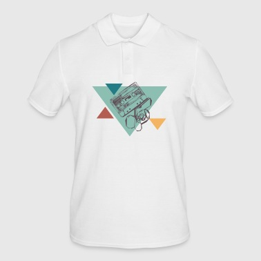 Tape - Men's Polo Shirt