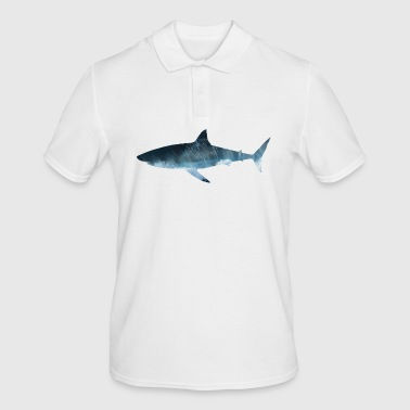 Great White Shark - Men's Polo Shirt