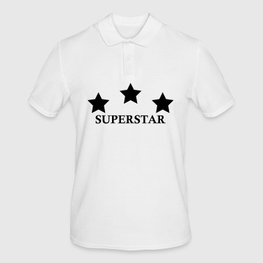 SUPERSTAR - Polo Homme