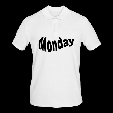 Monday - Men's Polo Shirt
