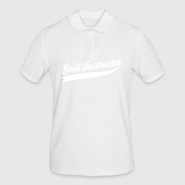 Grill Instructor - Men's Polo Shirt