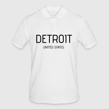 Detroit - Polo Homme